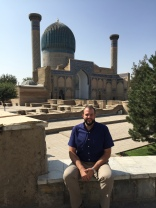 Timir's Tomb in Samarkand
